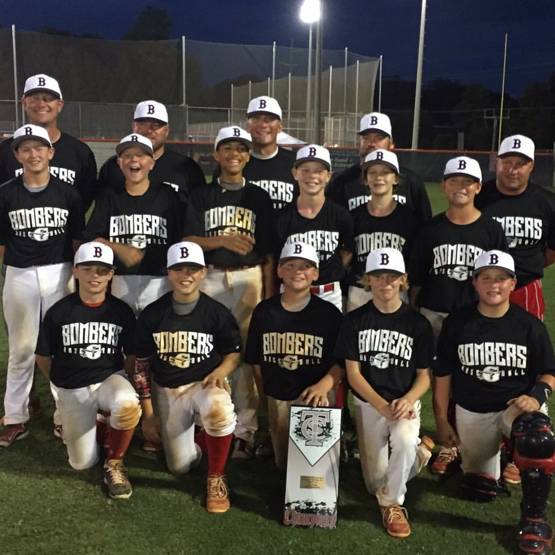12U (Hudson) wins Triple Crown Championship