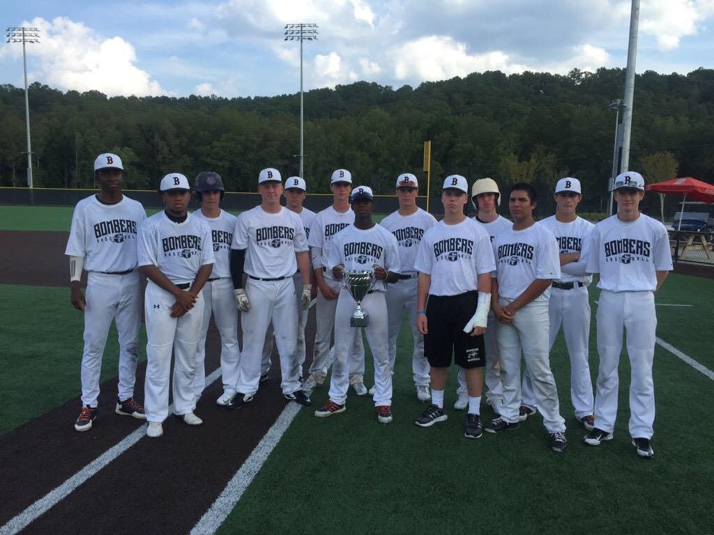 Bombers 16U (Rynders) Brings Home 3rd at Perfect Game Elite Underclass