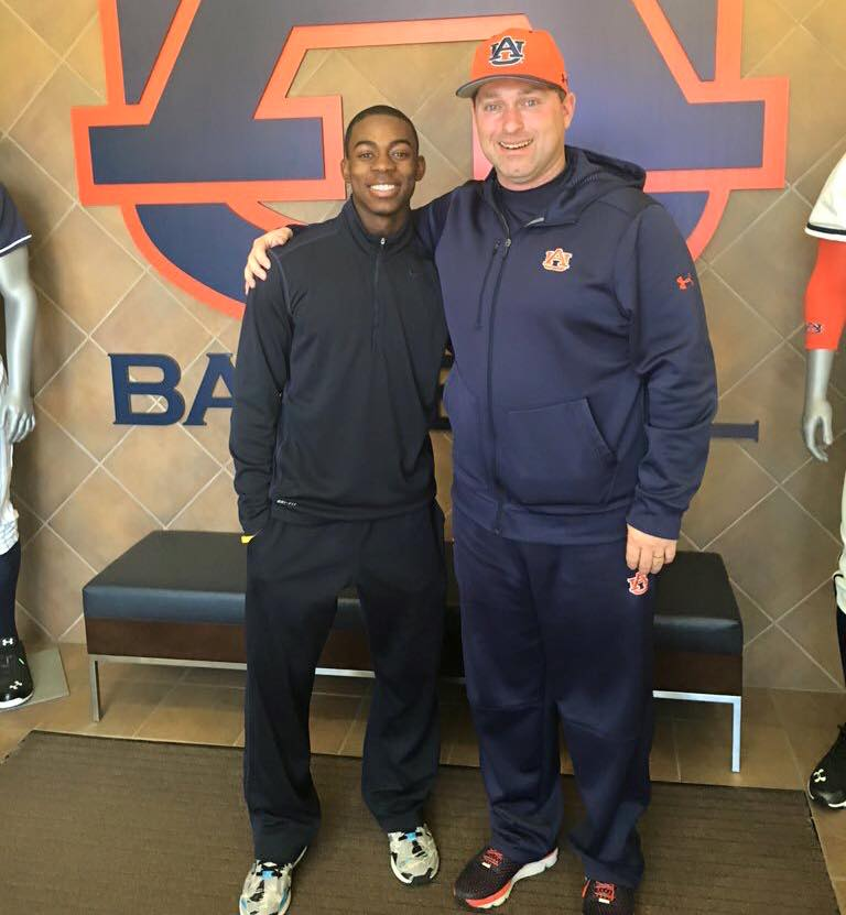 16u Bomber Ryan Bliss Commits to Auburn