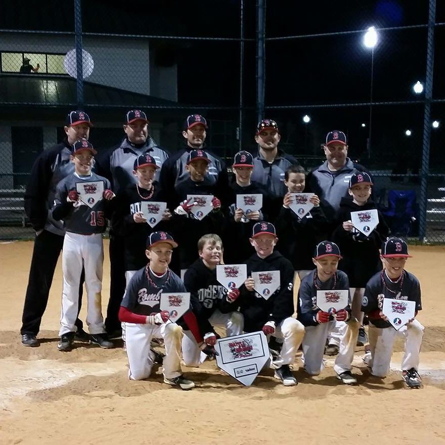 Bombers 10U (Davis) Wins Grand Slam Battle at the Branch