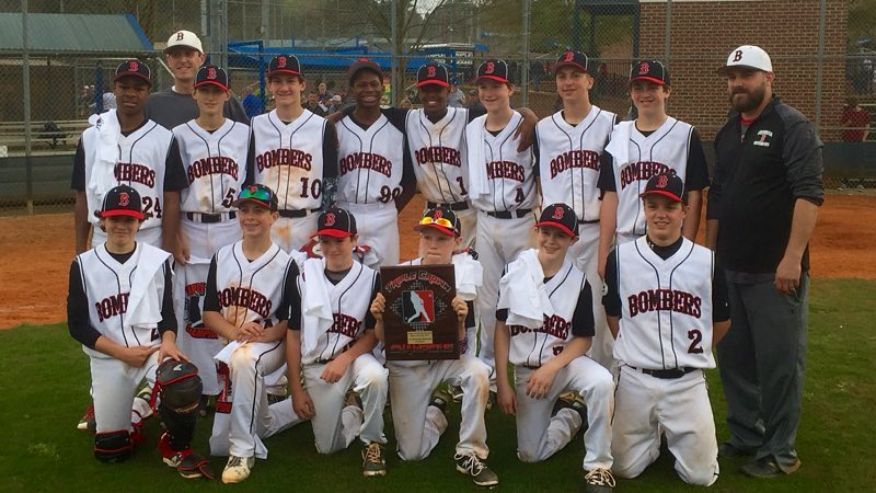 Bombers 13U (Hill) Wins Triple Crown Easter Shootout