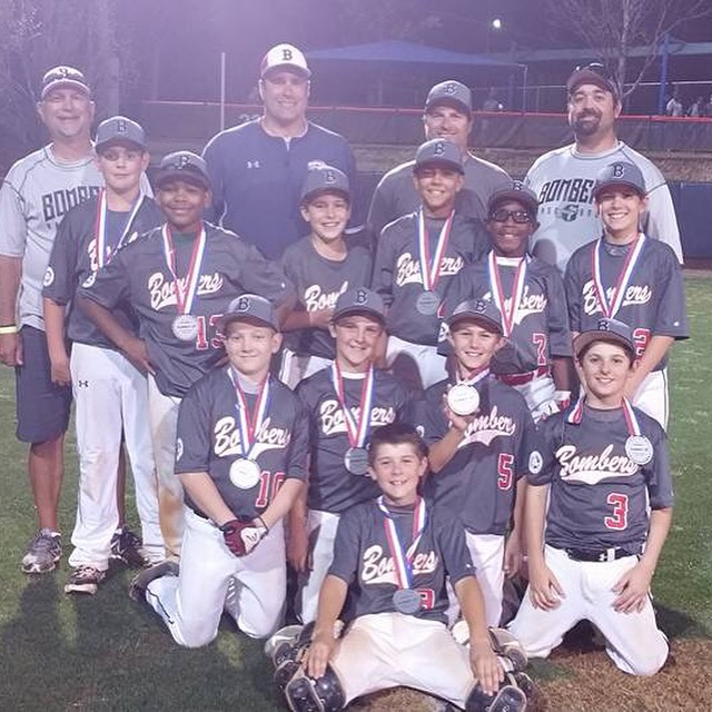 Bombers 11U (Hancock) finish Runners-Up in Astro Invitational