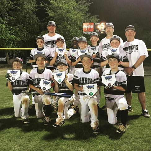 Bombers 10U (Lazzara) win GS Wood Bat GameChanger Championship
