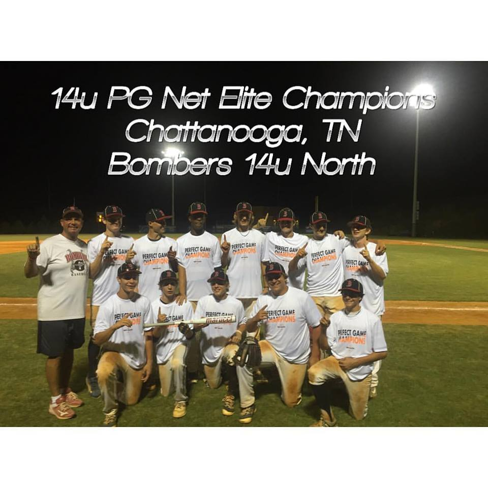Bombers 14U North wins Perfect Game NET Elite in Chattanooga