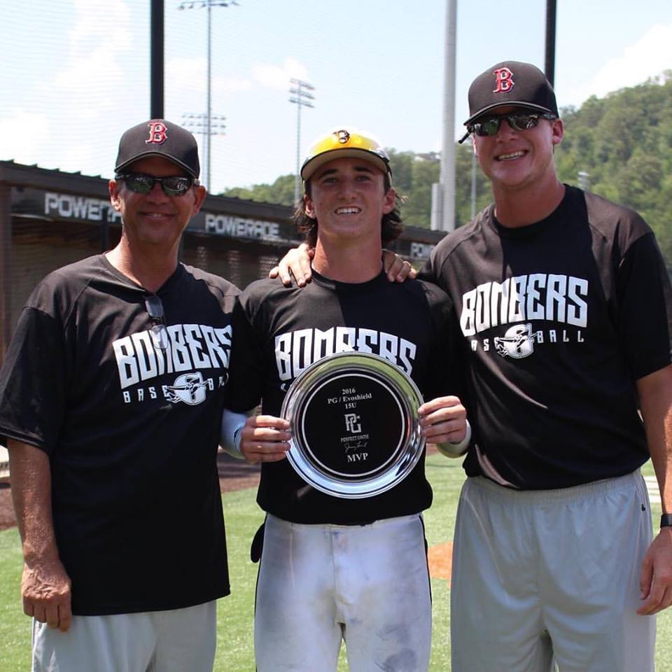 Justin Kirby takes MVP honors at Perfect Game Evoshield World Series