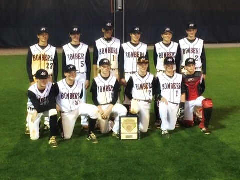 Bombers 13U (Hudson) Wins Triple Crown March Mayhem Title