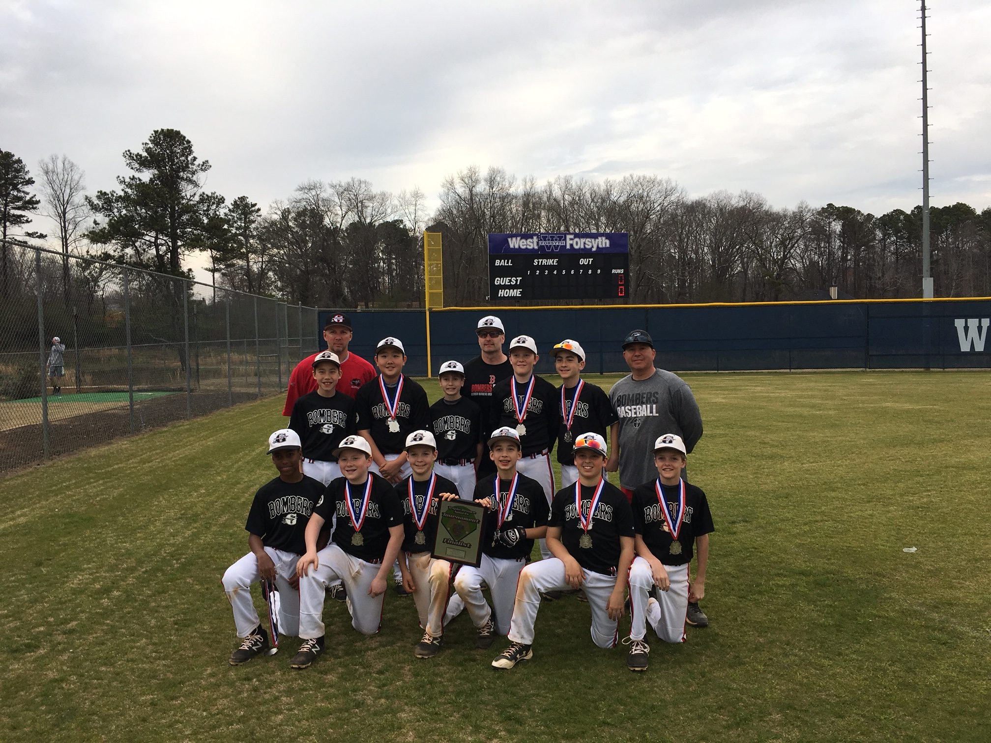 Bombers 11U (Lazzara) Takes Runner-Up In Spring Frost