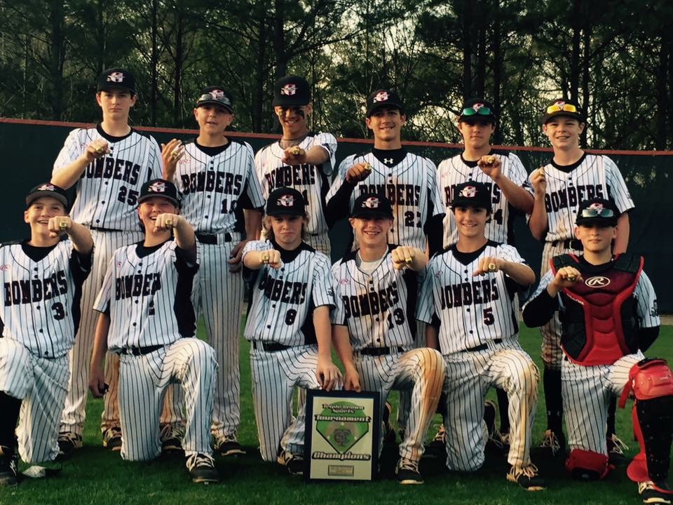 13U (Hudson) Takes Back to Back Triple Crown Championships