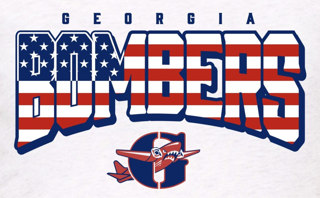 NEW Bombers Stars and Stripes Apparel – Order by April 30