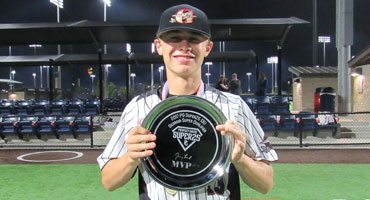 Cade Thompson named PG Super 25 Regional MVP