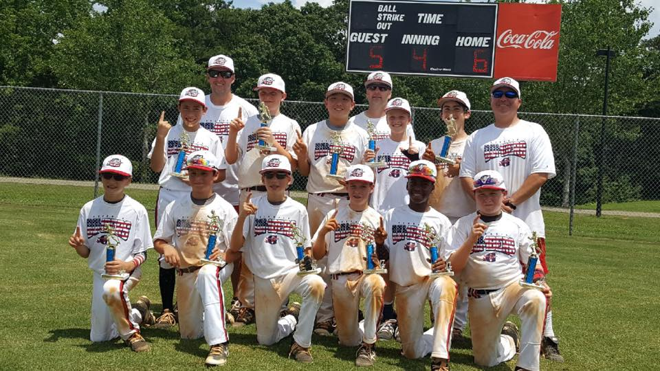 Bombers 11U (Lazzara) Wins 12U Central Travel Invitational