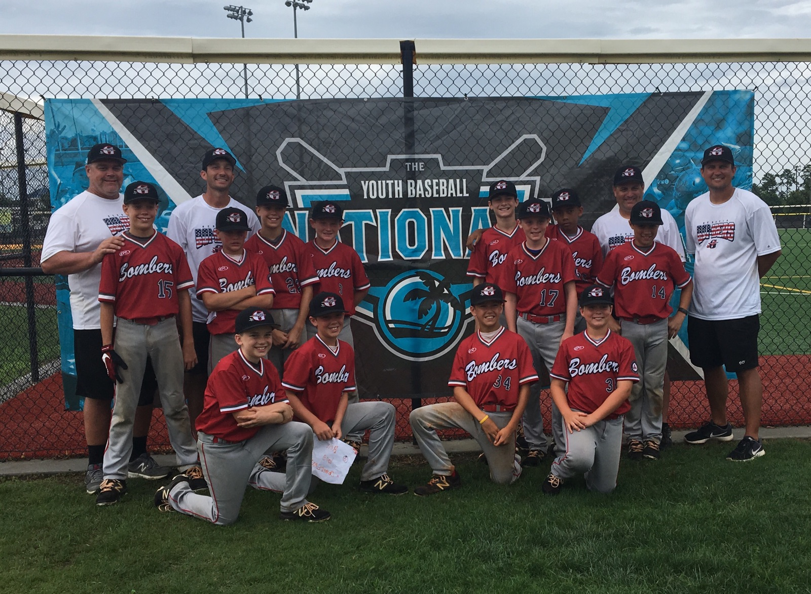 Bombers 11U (Davis) Finishes Runner Up at Baseball Youth Nationals