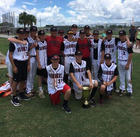 Bombers 13U (Hudson) finishes 3rd at Perfect Game Super 25 Nationals
