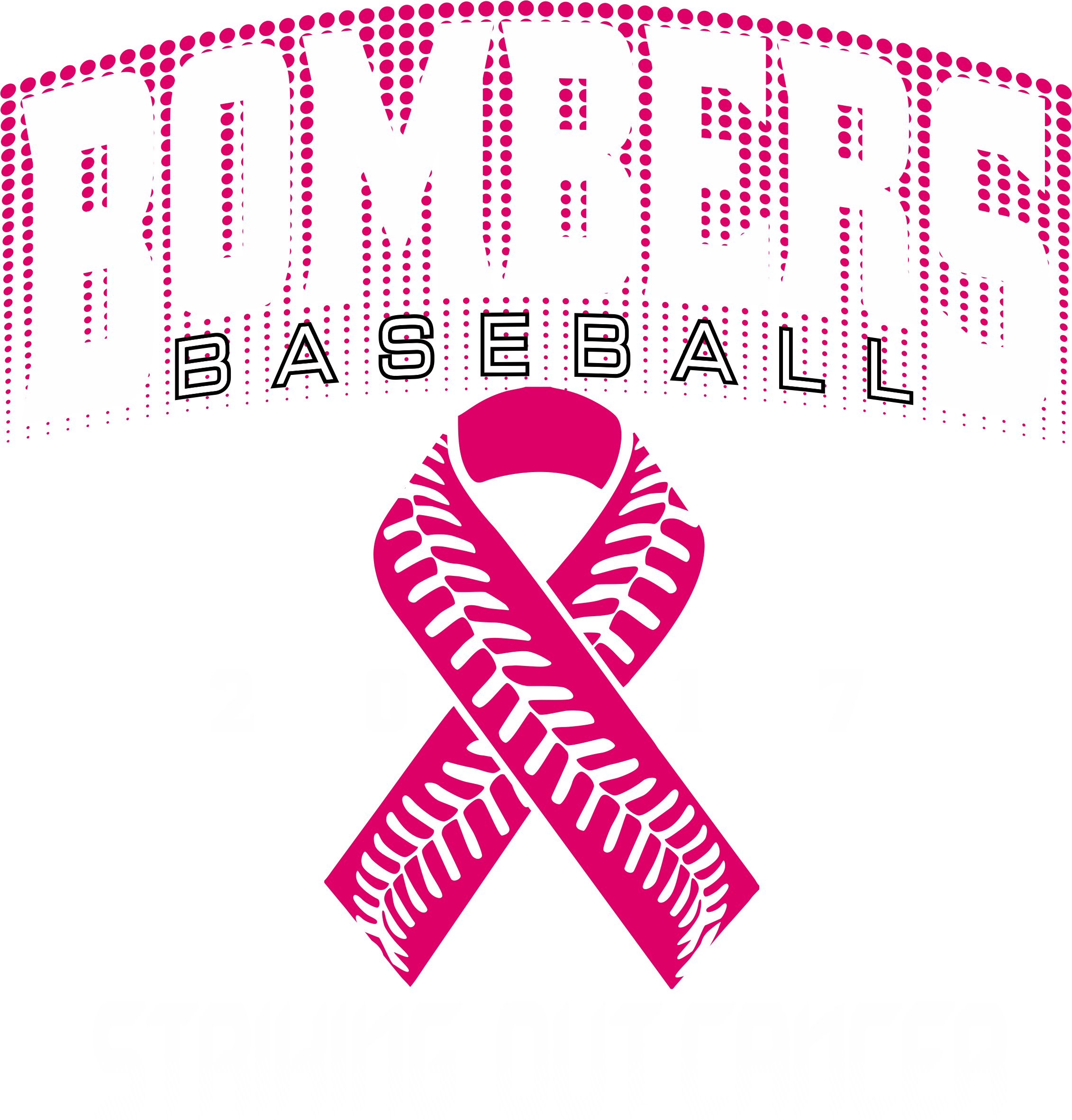Bombers Striking Out Breast Cancer in October