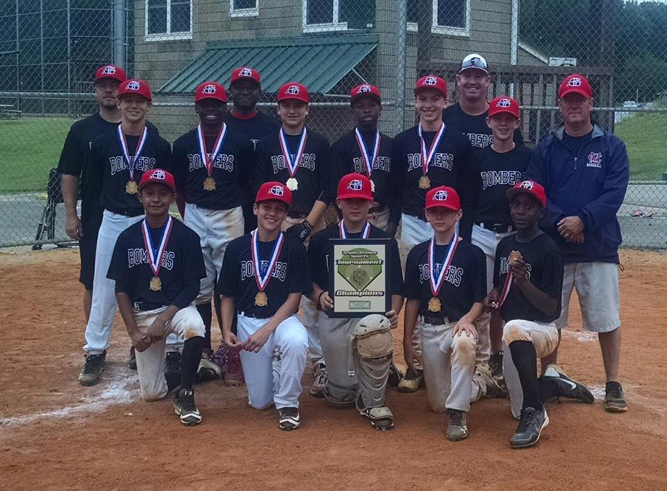 Bombers 13U (Mill Creek) wins Triple Crown Sunday Series #1