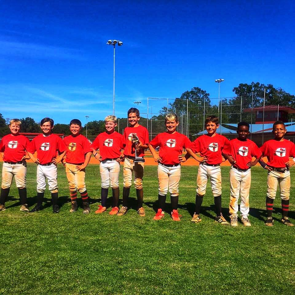 Bombers 9U (Mentzer) Earns Spot In USSSA Elite 32 With Championship