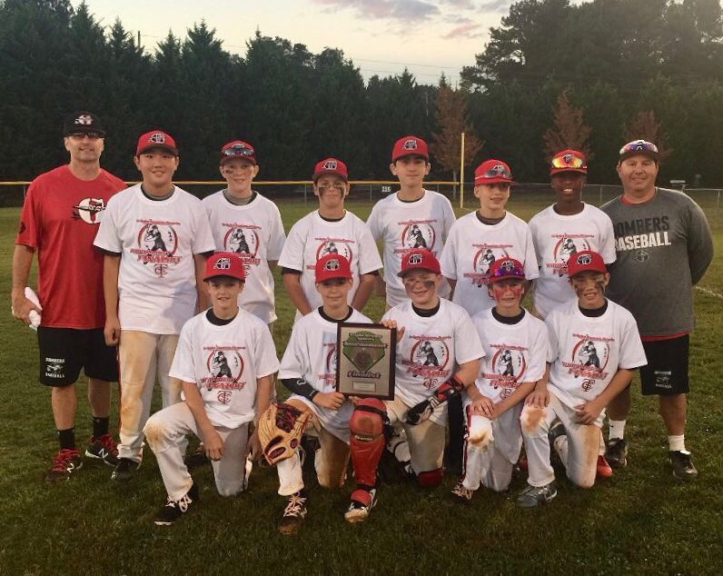 12U (Lazzara) Takes Runner Up At Triple Crown
