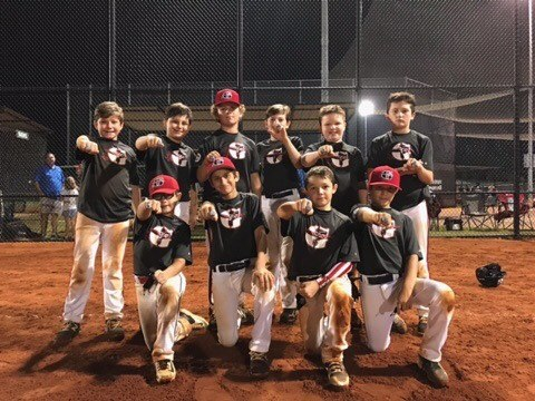 Bombers 11U (Agueros) Finishes Runner-Up