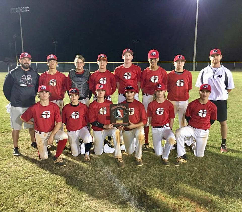 Bombers 14U (Hill) Wins Triple Crown Sunday Series #7