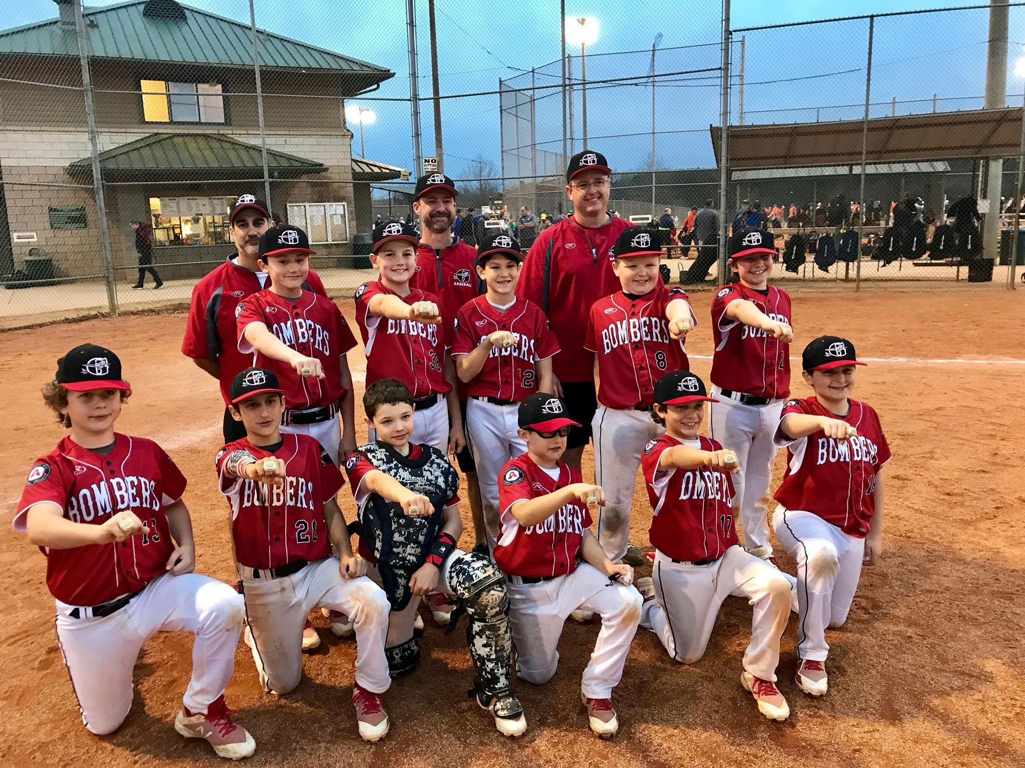 Bombers 11u (Agueros) wins Southern Sports March Madness