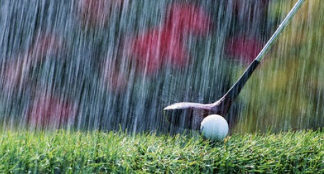 Golf Tournament RESCHEDULED Due To Rain For Monday, May 14th!!!